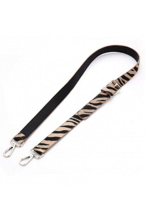 Bag strap zebra kaki