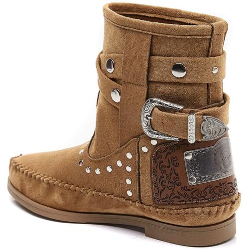 Ibiza boots camel