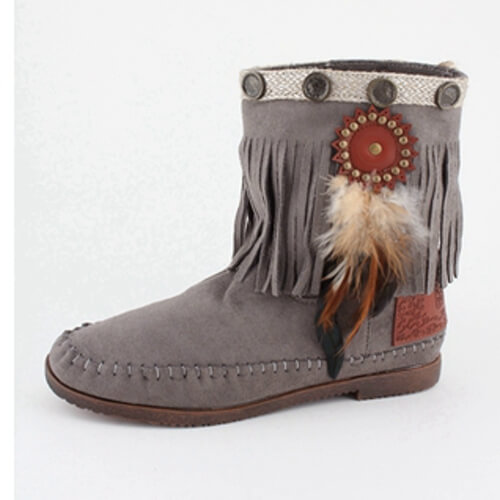 Ibiza boots grijs