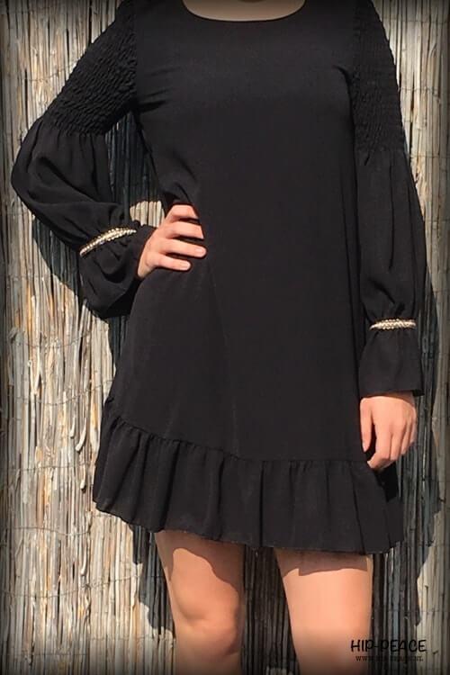 NKN Nekane Margot crepe dress