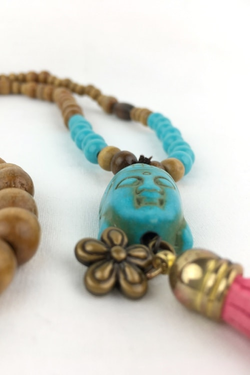 Necklace buddha3