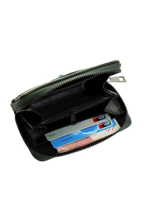 bohemian wallet black