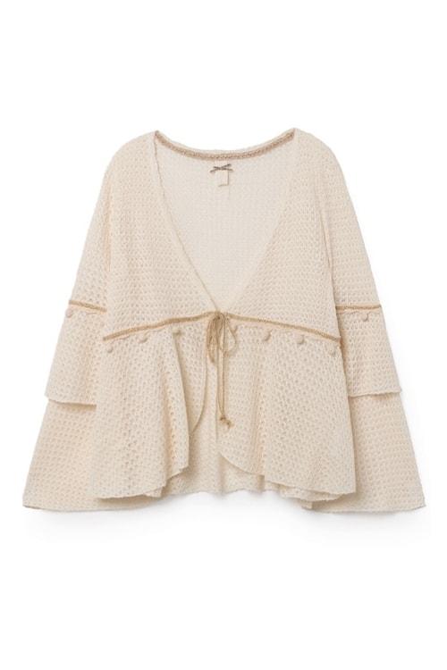 NKN Nekane Citera knitted jacket