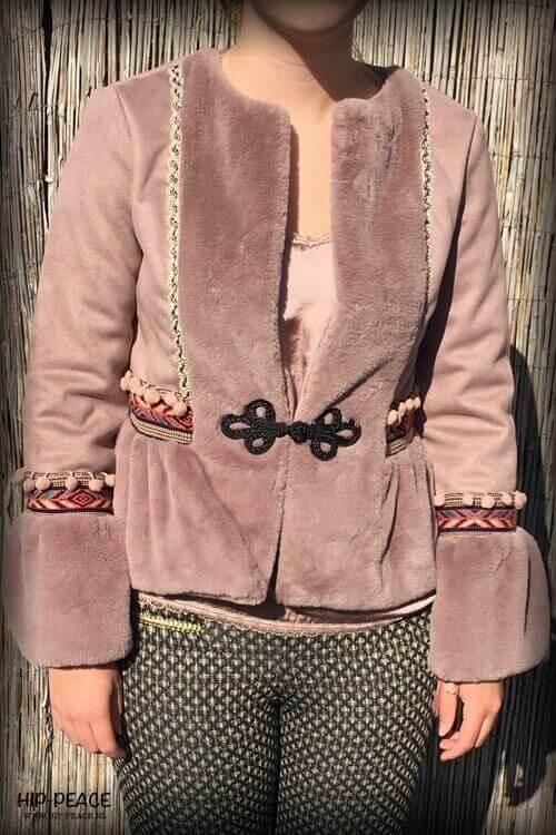 NKN Nekane Jacket Nydia-Pink